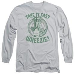 Dragon Tales - Mens Take It Easy Long Sleeve T-Shirt