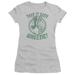 Dragon Tales - Juniors Take It Easy Premium Bella T-Shirt