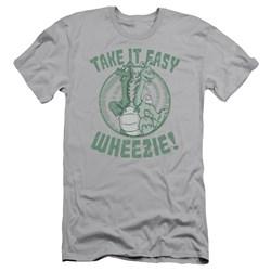 Dragon Tales - Mens Take It Easy Premium Slim Fit T-Shirt