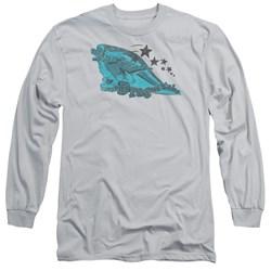 Dragon Tales - Mens Ord Skates Long Sleeve T-Shirt