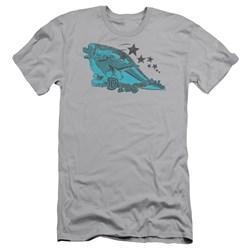 Dragon Tales - Mens Ord Skates Slim Fit T-Shirt