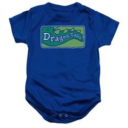 Dragon Tales - Toddler Logo Clean Onesie