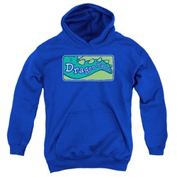 Dragon Tales - Youth Logo Clean Pullover Hoodie