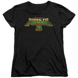 Kung Fu Panda - Womens Logo T-Shirt