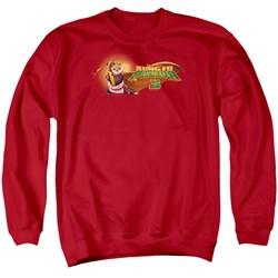 Kung Fu Panda - Mens Po Logo Sweater
