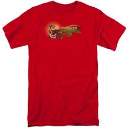 Kung Fu Panda - Mens Po Logo Tall T-Shirt