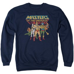 Masters Of The Universe - Mens Team Of Heroes Sweater