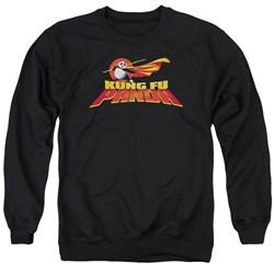 Kung Fu Panda - Mens Logo Sweater