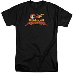 Kung Fu Panda - Mens Logo Tall T-Shirt