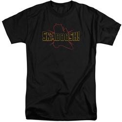 Kung Fu Panda - Mens Skadoosh Tall T-Shirt