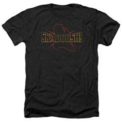 Kung Fu Panda - Mens Skadoosh Heather T-Shirt