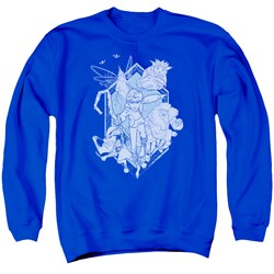 Rise Of The Guardians - Mens Coming For You Sweater
