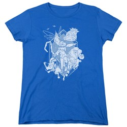 Rise Of The Guardians - Womens Coming For You T-Shirt