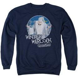 Santa Claus Is Comin To Town - Mens Winter Warlock Sweater