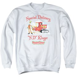 Santa Claus Is Comin To Town - Mens Kluger Sweater