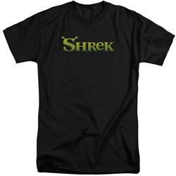 Shrek - Mens Logo Tall T-Shirt
