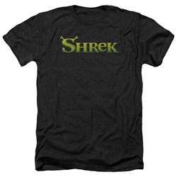 Shrek - Mens Logo Heather T-Shirt