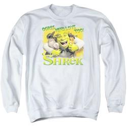 Shrek - Mens Ogres Need Love Sweater