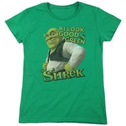 Shrek - Womens Looking Good T-Shirt