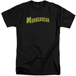 Madagascar - Mens Logo Tall T-Shirt