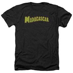 Madagascar - Mens Logo Heather T-Shirt
