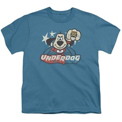 Underdog - Big Boys Flying Logo T-Shirt