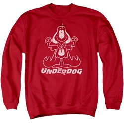 Underdog - Mens Outline Under Sweater