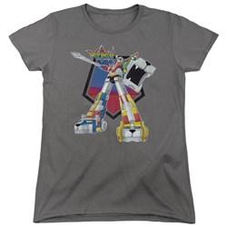 Voltron - Womens Blazing Sword T-Shirt