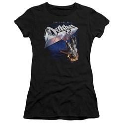Dokken - Juniors Tooth And Nail Premium Bella T-Shirt