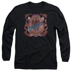Dokken - Mens Back Attack Long Sleeve T-Shirt