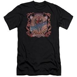 Dokken - Mens Back Attack Slim Fit T-Shirt