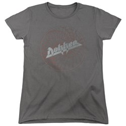 Dokken - Womens Breaking The Chains T-Shirt