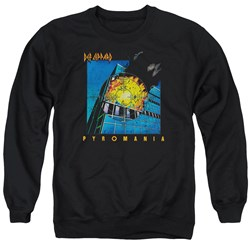Def Leppard - Mens Pyromania Sweater