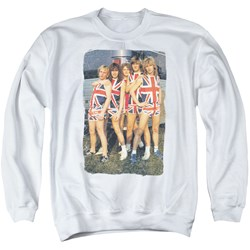Def Leppard - Mens Flag Photo Sweater