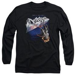 Dokken - Mens Tooth And Nail Long Sleeve T-Shirt