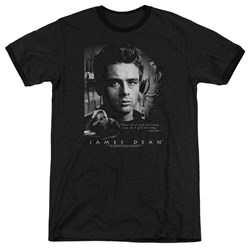 Dean - Mens Dream Live Ringer T-Shirt