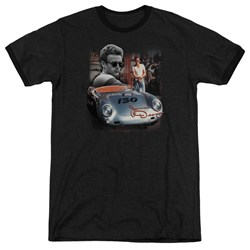 Dean - Mens Sunday Drive Ringer T-Shirt