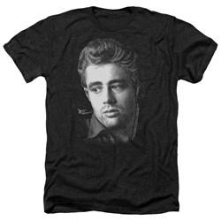 Dean - Mens Dots Heather T-Shirt