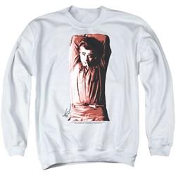 Dean - Mens Crossed Sweater