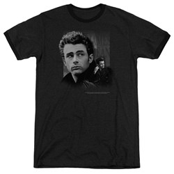Dean - Mens Not Forgotten Ringer T-Shirt