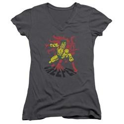 DC Comics - Juniors Creeper V-Neck T-Shirt