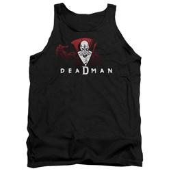 DC Comics - Mens Deadman Tank Top