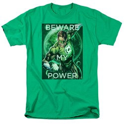 DC Comics - Mens Power T-Shirt
