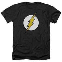 DC Comics - Mens Fl Classic Heather T-Shirt