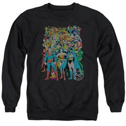 DC Comics - Mens Original Universe Sweater