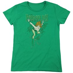 DC Comics - Womens Poison Ivy T-Shirt
