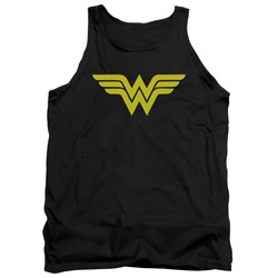 DC Comics - Mens Wonder Woman Logo Tank Top