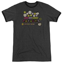 Dubble Bubble - Mens Razzles Retro Box Ringer T-Shirt