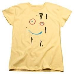 Ed Edd N Eddy - Womens Plank Face T-Shirt