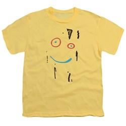 Ed Edd N Eddy - Big Boys Plank Face T-Shirt